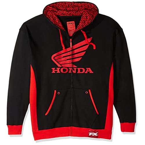 Black, X-Large Factory Effex 16-88304 Honda CBR T-Shirt