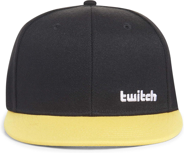 Twitch Snapback Hat