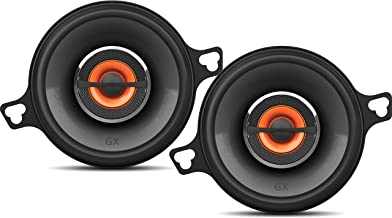 "JBL GX302 3-1/2"" 75W 2-Way GX Series Coaxial Car Audio Loudspeakers"