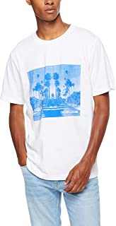 Calvin Klein Jeans Men's Cali Landscape Regular Fit T-Shirt