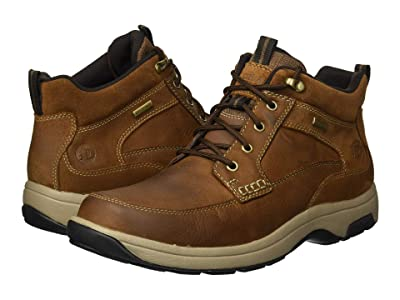 Dunham 8000 Mid Boot (Tan) Men