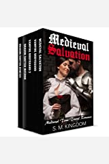 Paranormal Romance Box Set: Time Travel Vampire Dragon Shifter 5-In-1 Book Bundles: Medieval Salvation, A Tale of Two Monsters, Deadly Desires, Inferno, Genesis Kindle Edition