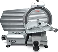 KWS Commercial 420w Electric Meat Slicer 12