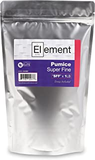 Element Pumice Powder 1 lb Bag - Scoop Included - 4 Grits Available (Superfine