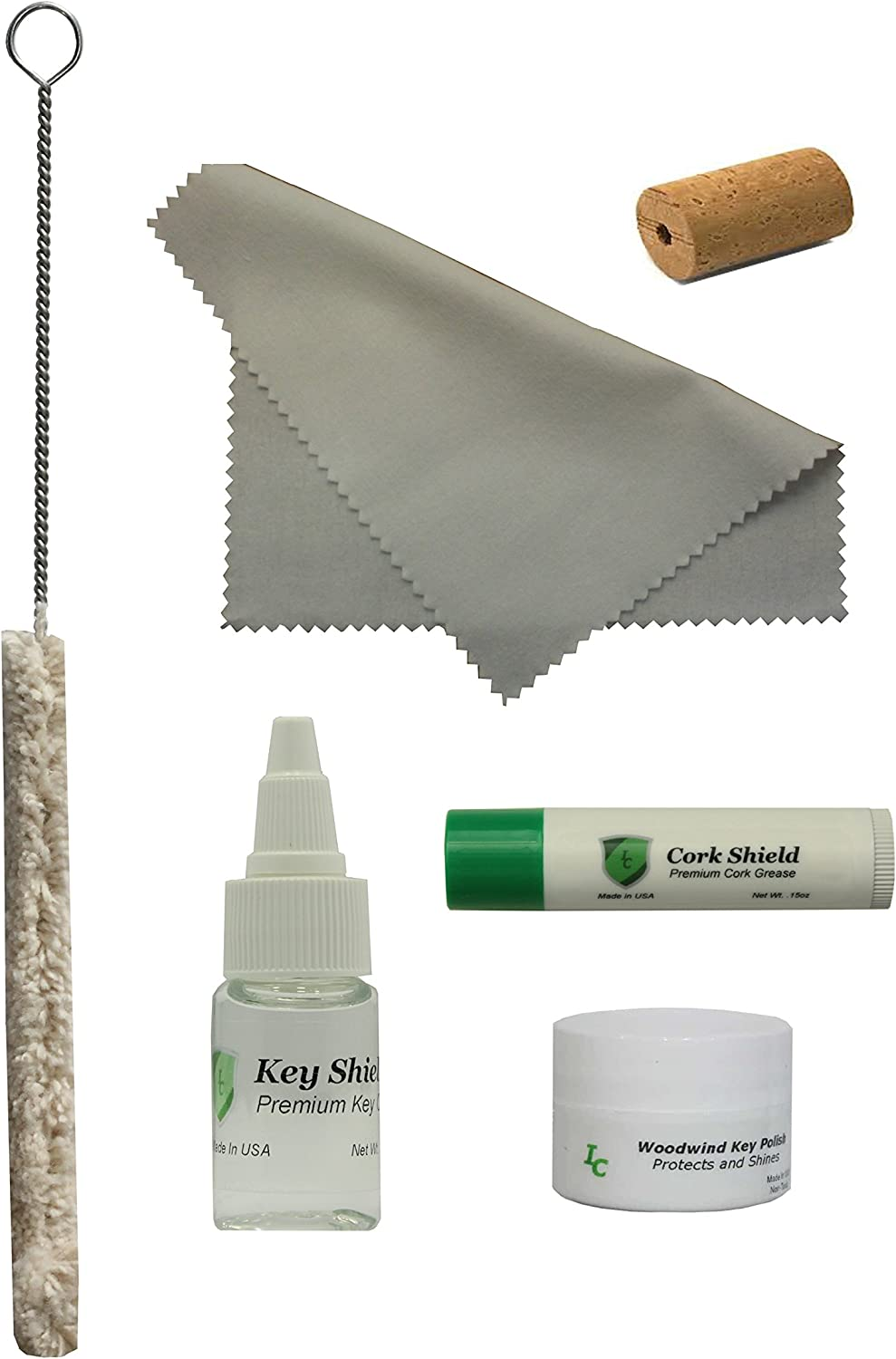 Instrument Clinic Piccolo Care Sales results No. 1 Kit with Swab Polishin Cleaning Sale SALE% OFF