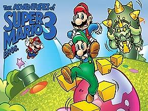 The Adventures of Super Mario Bros 3