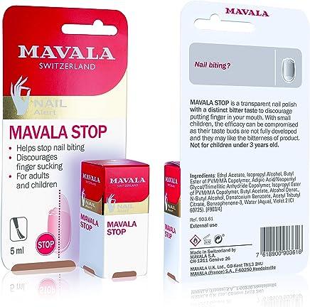 Mavala Stop - Nail Biting Deterrent 5Ml
