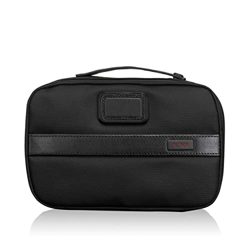 6f12fcfacc TUMI - Alpha 2 Split Travel Kit - Luggage Accessories Toiletry Bag for Men  and Women