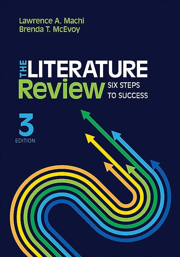 宗教的なティーム驚くべきThe Literature Review: Six Steps to Success (English Edition)