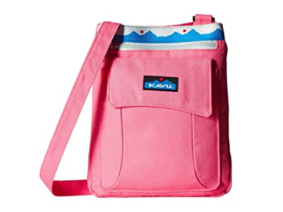 KAVU Keeper (Pink Crush) Cross Body Handbags