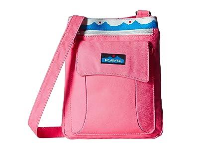KAVU Keeper (Pink Crush) Cross Body Handbags