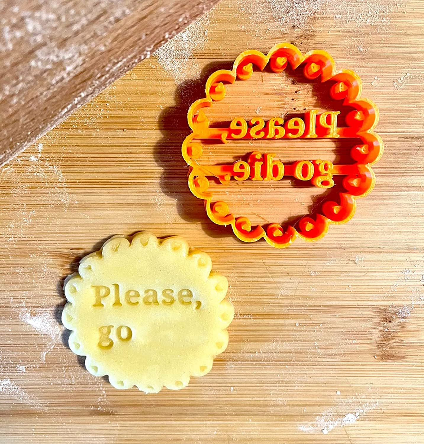 Factory outlet Trust Cookie Cutters Biscuit Letters Form and with Fun
