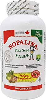 Nopalina Formula 240 Capsule (omega 3-6-9, flax seed)