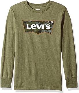 Boys' Long Sleeve Batwing T-Shirt