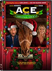 Ace and The Christmas Miracle debuts on DVD and Digital Nov. 16 from Lionsgate