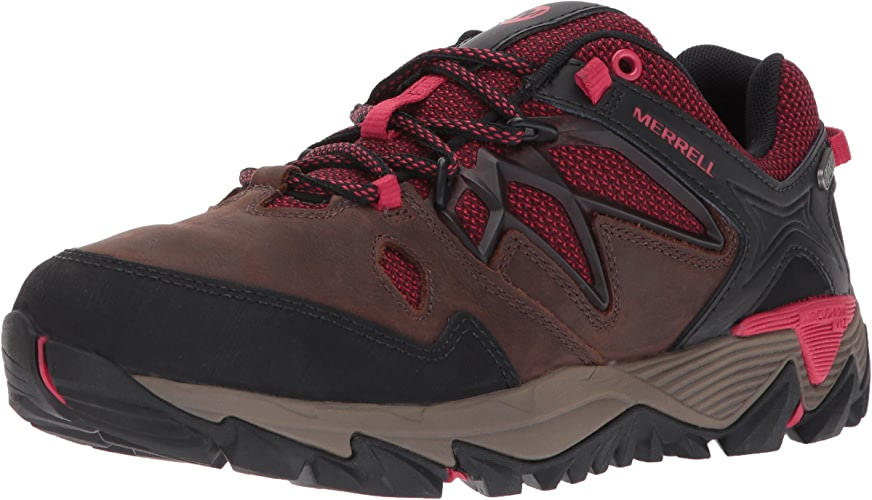 Merrell Wohommes All Out Blaze 2 Waterproof Hiking chaussures, Cinnamon, 9.5 M US