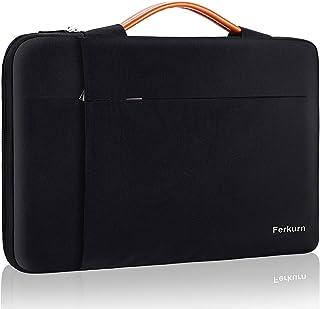 جراب Ferkurn 13 بوصة لجهاز الكمبيوتر المحمول 13. 3 13. 5 13. حقيبة حمل كمبيوتر متوافقة مع ماك بوك إير القديم 2010-2017/ Ma...