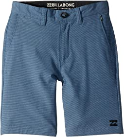 Crossfire X Shorts (Big Kids)