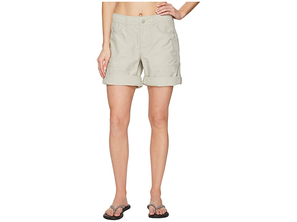 The North Face Horizon 2.0 Roll-Up Shorts (Granite Bluff Tan Heather (Prior Season)) Women