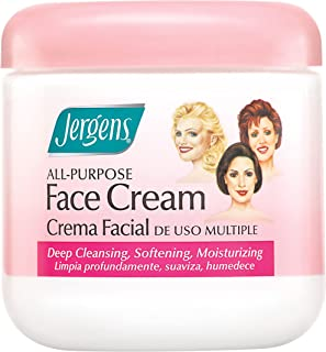 Jergens All-Purpose Face Cream, 15 Ounce (Pack of 2)