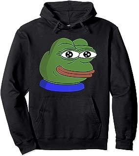FeelsOkayMan Emote Frog