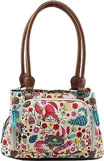 Lily Bloom Maggie Satchel Handbag, Love Cats