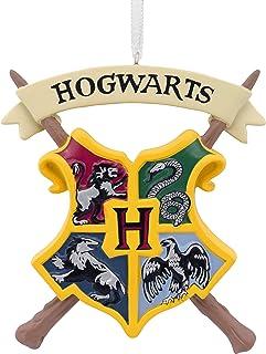 Best Hallmark Christmas Ornaments, Harry Potter Hogwarts Crest Ornament Reviews