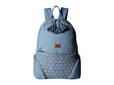 Roxy Bombora Backpack (Crown Blue) Backpack Bags
