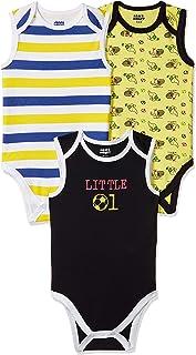 Amazon Brand - Jam & Honey Baby Boys Romper Suit