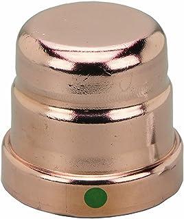 Viega 20843 ProPress Zero Lead Copper XL-C Cap with 3-Inch Plumbing