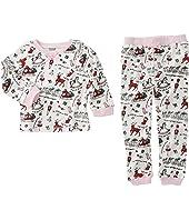 Mud Pie - Very Merry Christmas Pajamas (Infant/Toddler)