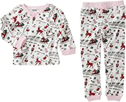 Mud Pie - Very Merry Christmas Pajamas (Infant/Toddler)