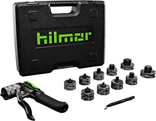 hilmor Deluxe Compact Swage Tool Kit, 12 Piece, 1964041