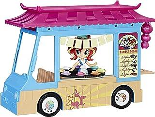 My Little Pony Equestria Girls Rollin Sushi Truck