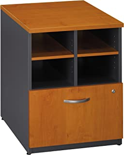 Bush Business Furniture Series C Collection 24W Piler Filer in Natural Cherry