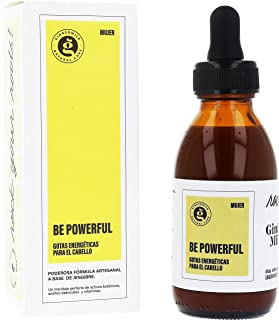 Sponsored Ad - Ginger Root Extract | Growth Stimulating Drops and Hair Loss Control | Energizing Hair Elixir | Be Powerful