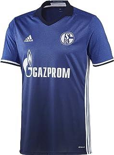 FC Home Jersey Camiseta 1ª Equipación Schalke 04 2017-2018, Hombre
