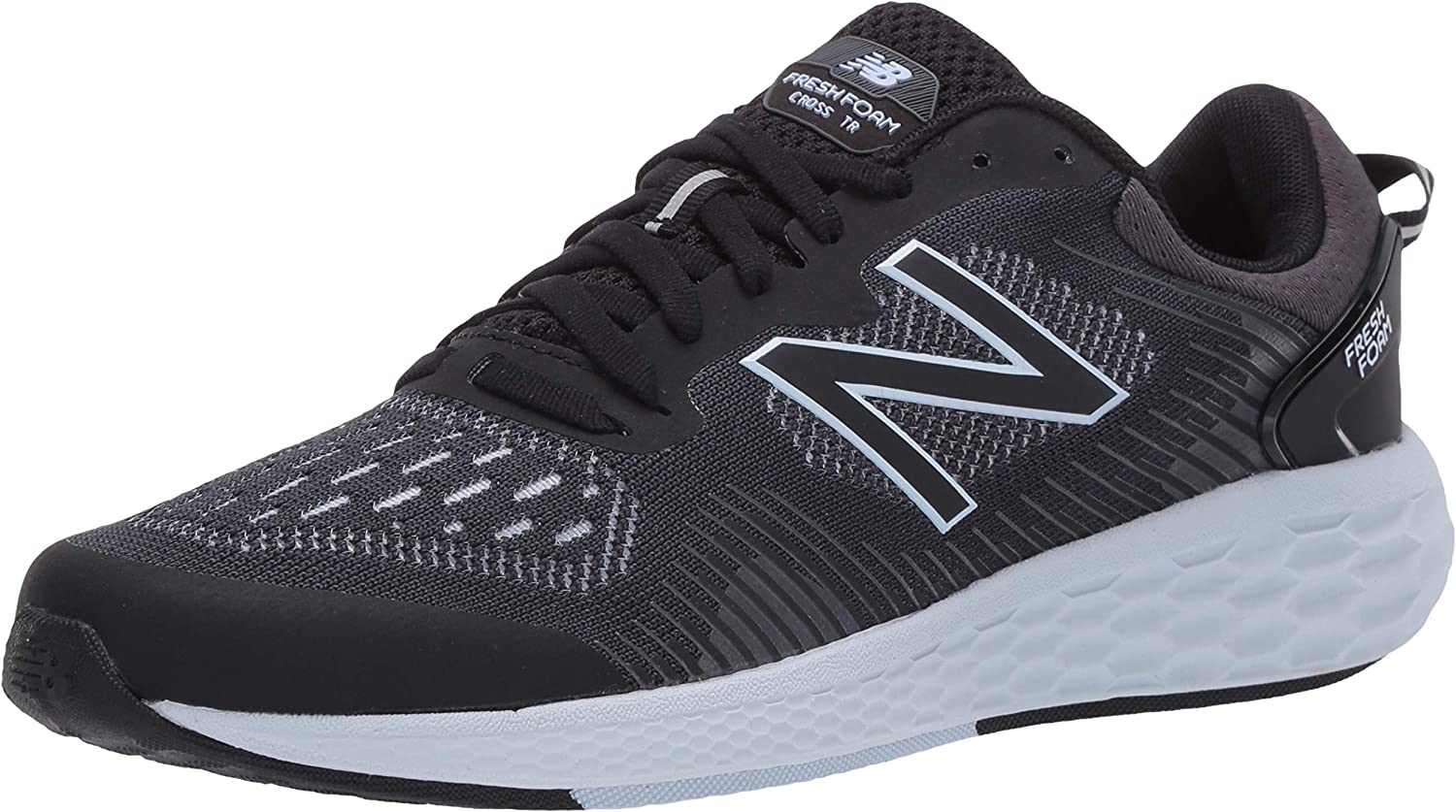 New Balance Women's Fresh Foam All stores are sold Trainer Cross V1 Large special price Tr