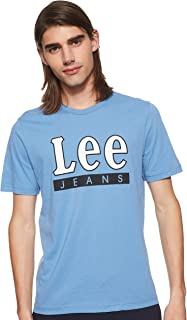 Lee Men's Lee Jeans Logo Tee T-Shirts