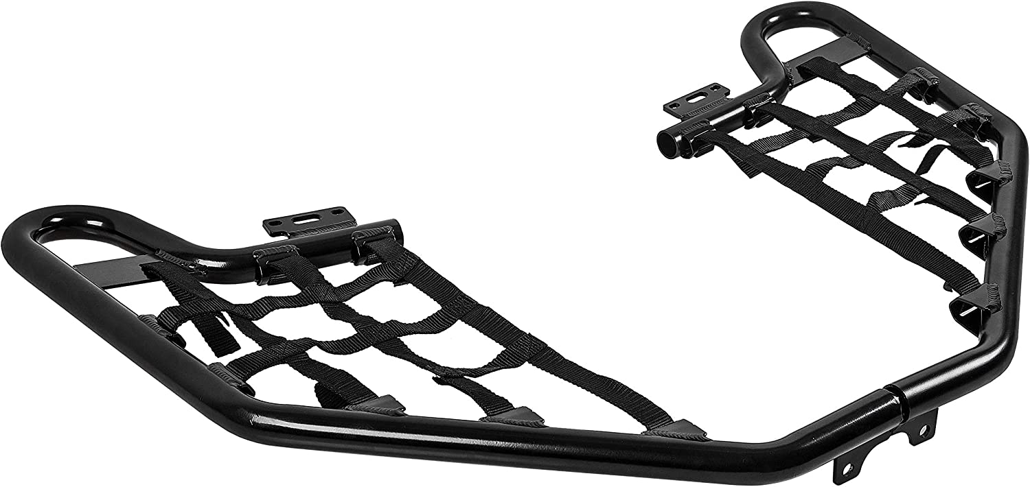 ECOTRIC Denver Mall Pair Black Nerf Bars TRX half Compatible 2008-2009 With Honda
