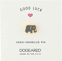 Dogeared - Good Luck Pin