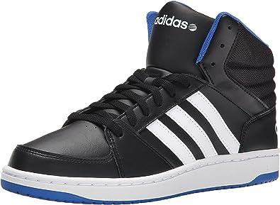 Amazon.com   adidas Men's Hoops Vs Mid Rubber   Fashion Sneakers
