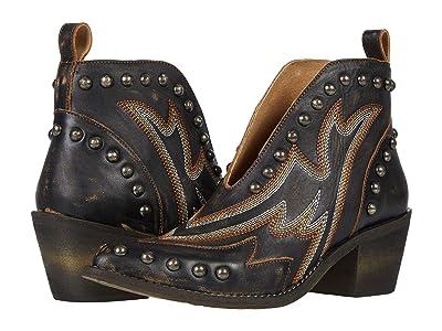 Corral Boots Q0166 (Black) Women