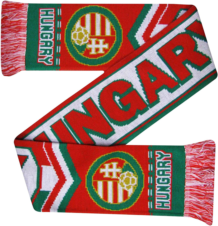 Hungary Soccer Fans Scarf (100% Acrylic)