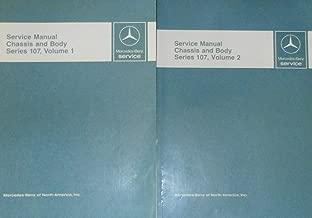 mercedes 107 service manual