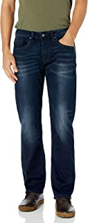 Buffalo David Bitton Men's Six Straight Jean