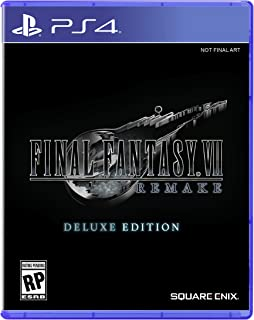 Final Fantasy VII Remake Deluxe Edition (輸入版:北米) - PS4