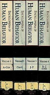 Encyclopedia of Human Behavior, Volume 3