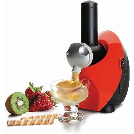 Lacor 69309 Machine à Fruits Crème Glacé 27 x 23 x 18 cm