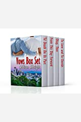 Vows Box Set - 4 Gay Romance Stories in 1! Kindle Edition